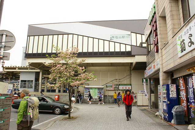 中央本線塩山駅