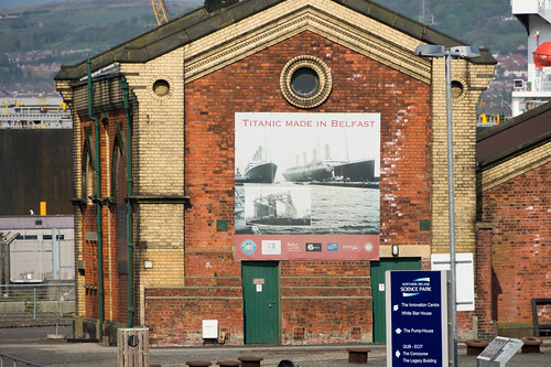 Titanic Made In Belfast