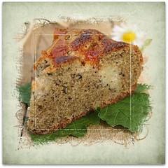 Rustic Buckwheat Cake