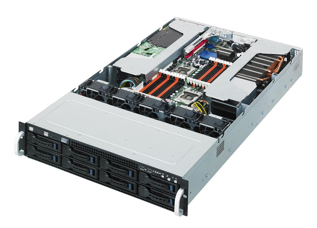 ASUS presenta su servidor ESC4000 GPU