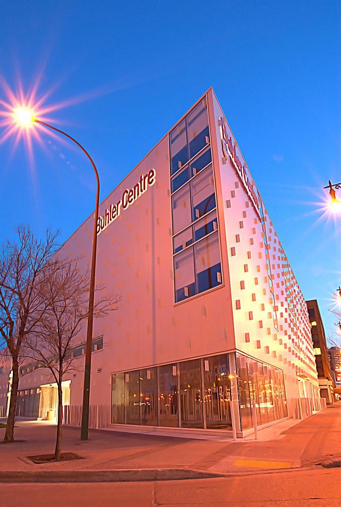 Buhler Centre