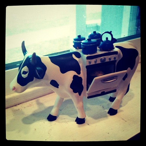 Kitchen Cow