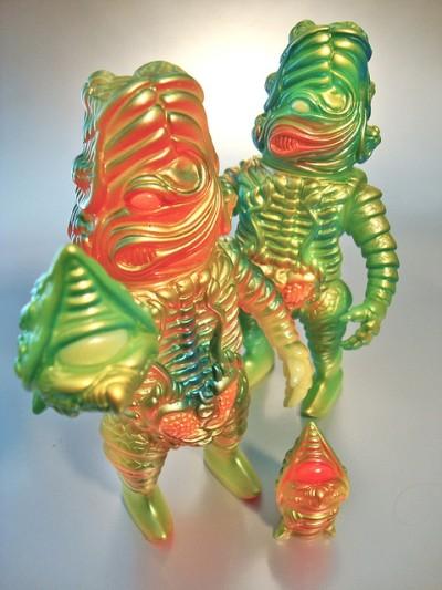 Paul Kaiju Salamander Joe