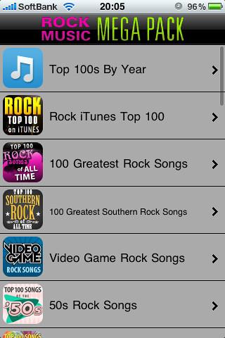 Top 100s Music Mega Pack