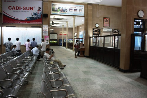 hanoi ticket office