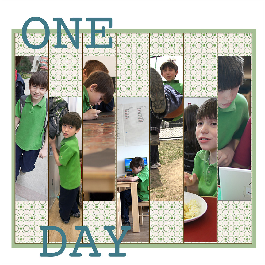 Day 21: One Day