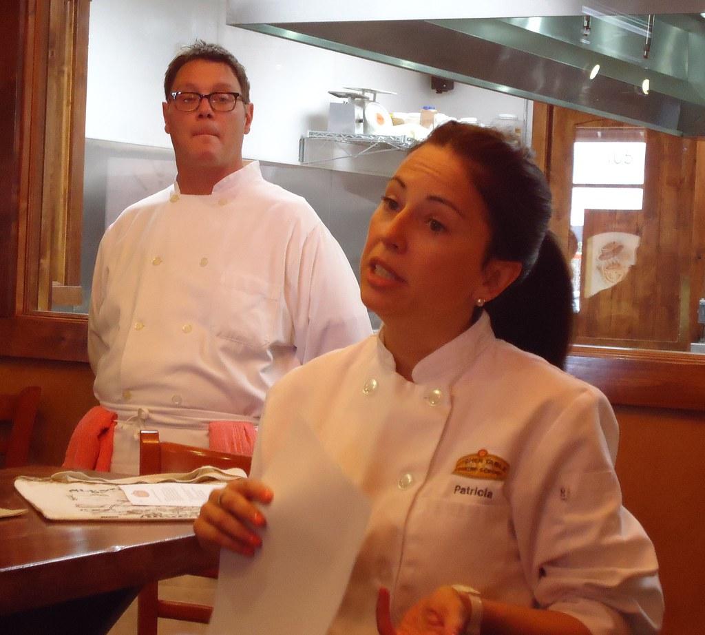 Argentine Parilla cooking class.