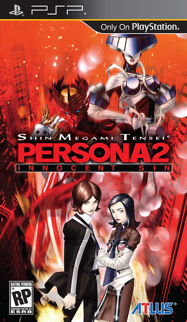 Persona 2: Innocent Sin for PSP
