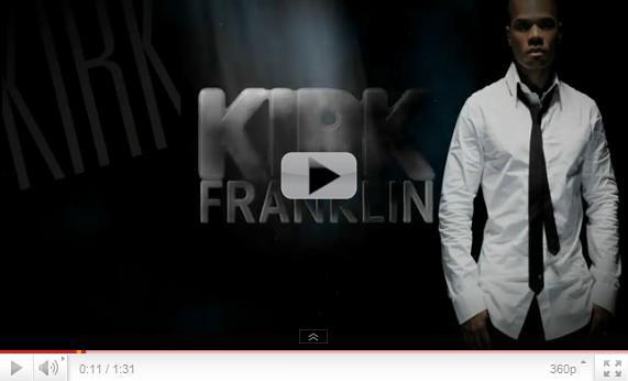 KIRK FRANKLIN Live in Toronto
