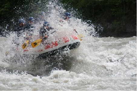 Dutch Raft team Rocks 'n Rivers
