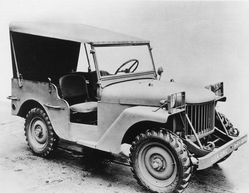 1940 Willys Quad passenger side by lee.ekstrom