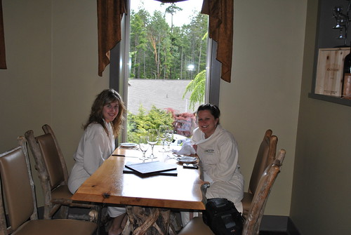 Treetop Tapas & Grill at Tigh-Na-Mara in Parksville