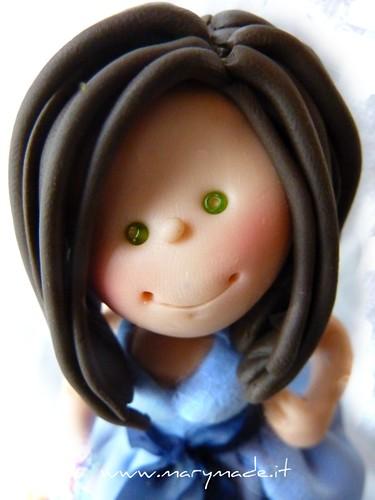 Il Topper personalizzato di Emanuela M. Una Creazione MaryMade.it di Maria Pia Tempesta