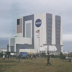 The VAB on Launch Day