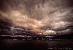 Temporale (Marco Pasquino) Tags: travel sea holiday water canon photography photo europe mare corsica tempesta wow1 wow2 wow3