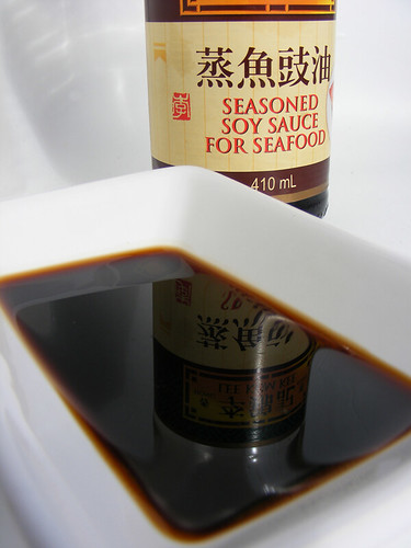 sojasaus voor gestoomde vis
