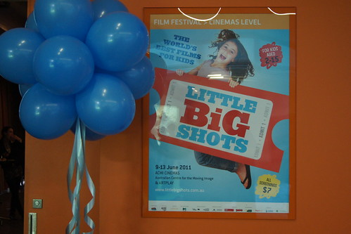 Little Big Shots International Film Festival For Kids