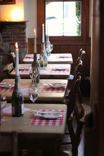 French Bistro Soiree at the Dover, Dargate