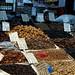 Fruta secas al Mercado Cardonal