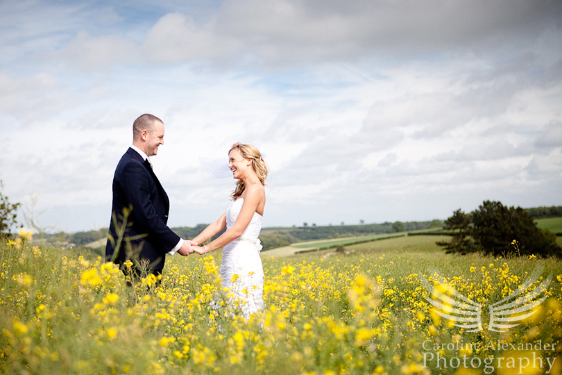 Kingscote Wedding Photographs 38