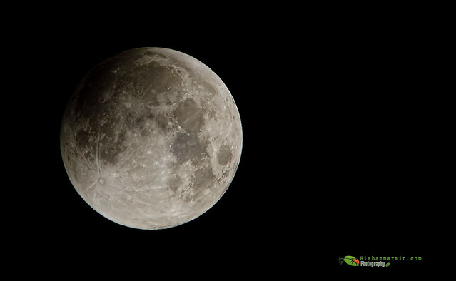 Lunar Eclipse | Gerhana bulan 16 Jun 2011 @ 2.13am (GMT+8)