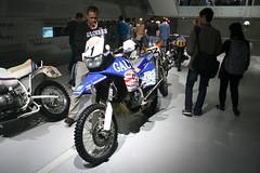 BMW Rennmotorrad - BMW Museum
