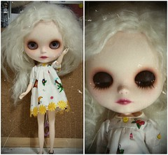 YUREI the Ghostly Girl... Dolly Diptych Weekly 24/52