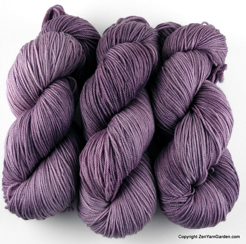 Frosted Lilac Colourway