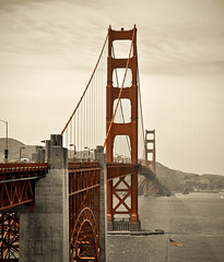 Golden Gate Bridge (Surrealplaces) Tags: