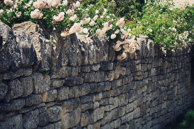 Bradford on Avon wall