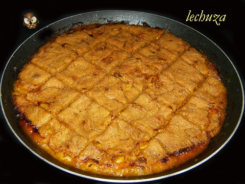 Empanada-maiz de zamburiñas-hecha.