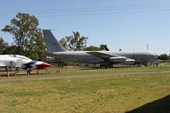 Boeing KC-135A Stratotanker; links: McDonnell F-4E Phantom II