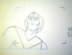 The Herculoids Hanna-Barbera animation pencil art #H105 (Nemo Academy) Tags: original hanna drawing herculoids barbera the