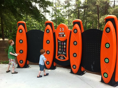 Hi-Tech Playground