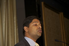 Board Co-chair Rohit Singla