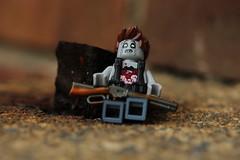Decay (lego slayer) Tags: postapoc lego legos outdoors outside all natural dead guts rust brickarms citizenbrick citizen brick