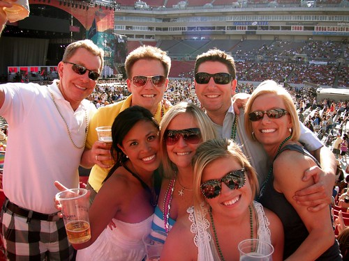Kenny Chesney Stadium Concert Tampa, FL