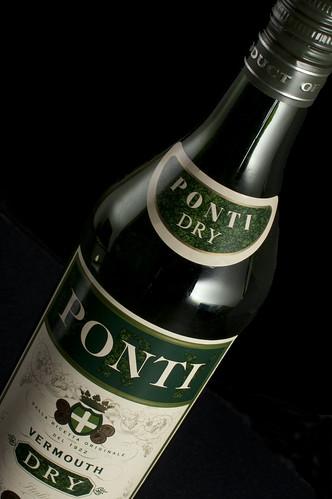 Day 82/365: Ponti Dry Vermouth