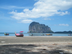 Pak Meng Beach (42) (radioink) Tags: trip sea holiday beach thailand boat south southern pakmeng trang