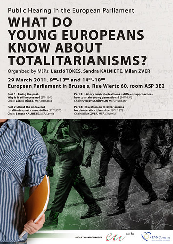 What Do Young Europeans Know About Totalitarianisms?
