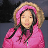 River (NaPix -- (Time out)) Tags: winter portrait woman canada artist vietnamese napix nguyenthichaugiang