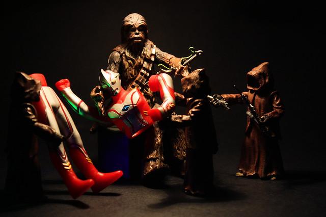 Help Chewie fix Japan!