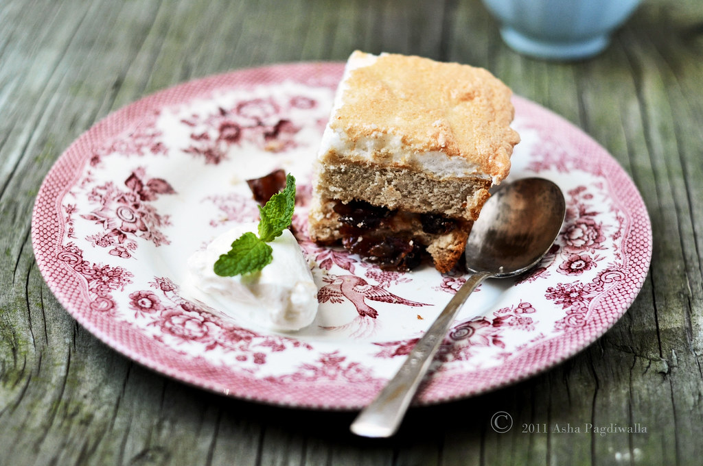 Gluten free yeast cake1