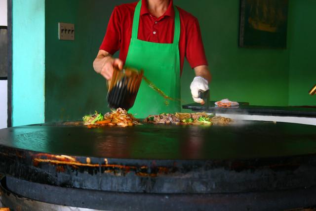 Ton's Mongolian Grill {Grand Prairie, Texas}