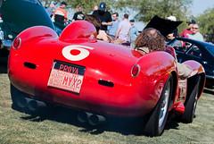 Ferrari 250 Testa Rossa (Alex Tillman Photography) Tags: ranch red 6 3 alex car festival speed photography az ferrari scottsdale annual 3rd tillman 250 rossa testa windgate tazkar tazkar3