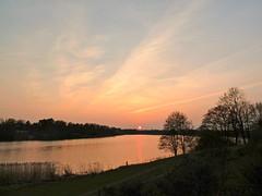 sunset (Hans-Jürgen Böckmann) Tags: sunset sun germany deutschland sonnenuntergang sonne schleswigholstein 2011 ostholstein gronenberg thedailypost