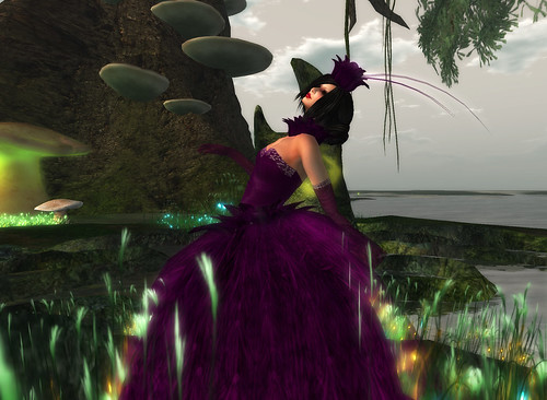 Fantasy Faire 2011 Ezura Auction gown