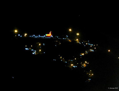 Night view - Palani Malai