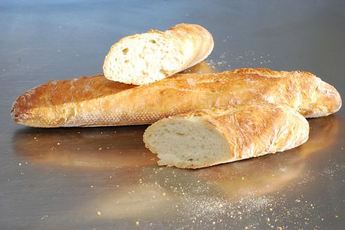 really simple recipes - fresh bread