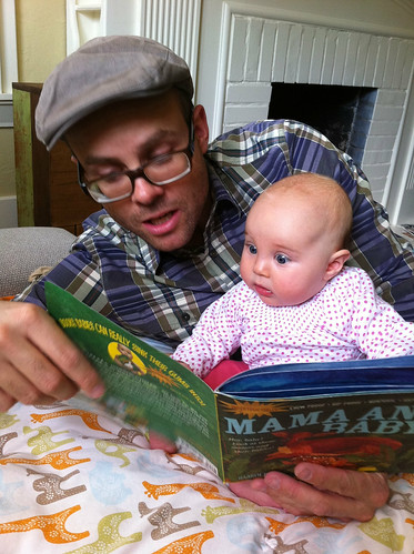 Jordan + Stella reading